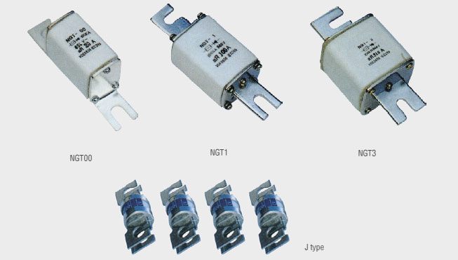 Electrical Fuses Types Ngt j Hrc Fuse Type Fuse