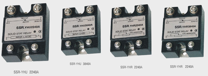 SSRYHD AC Solid State RelayHUAJIA ELECTRICAL GROUP COLTD